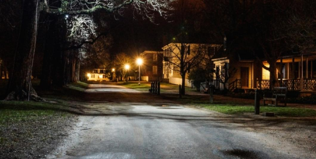 Colonial Ghost Tour