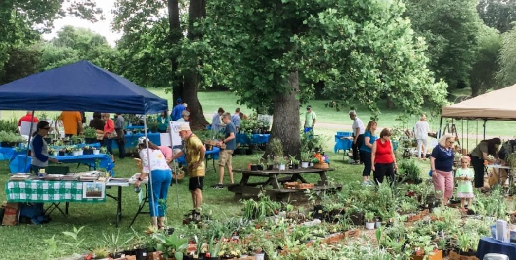 Yorktown Plant Sale