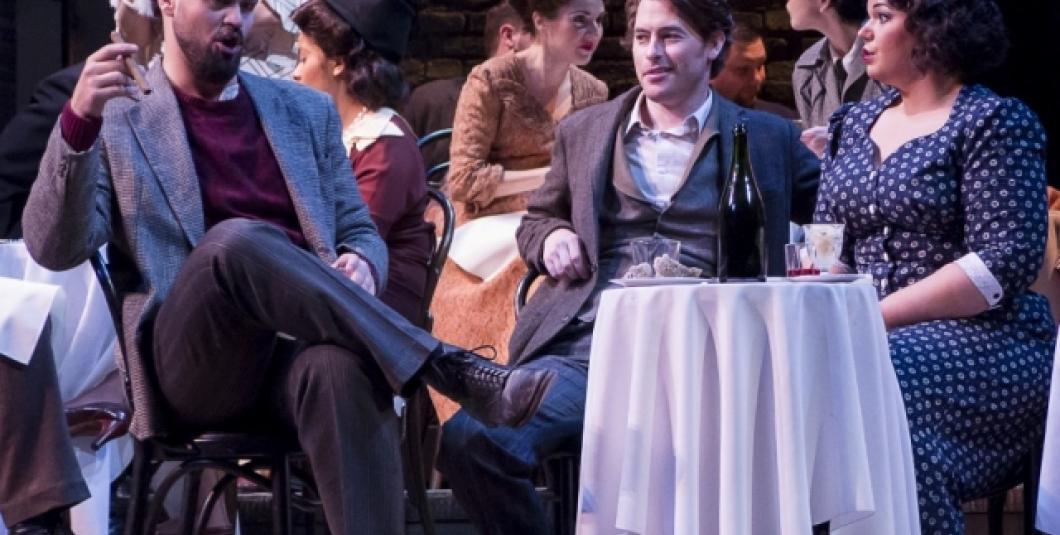 Virginia Opera and Virginia Symphony Orchestra present 'La Bohème' online