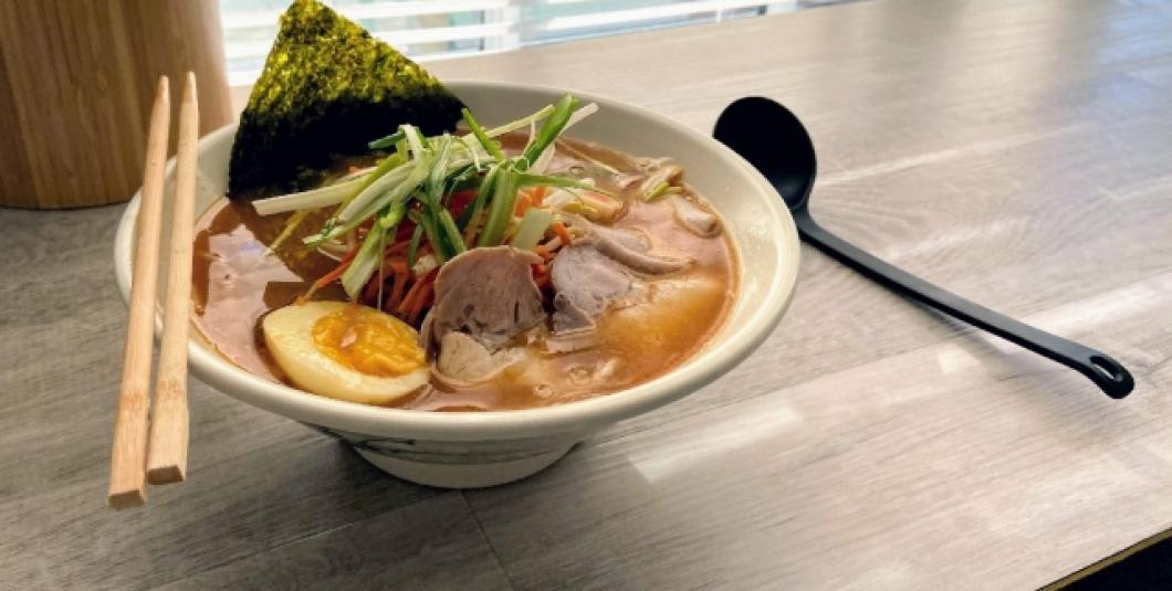 Pork Ramen - © Oishii Restaurant