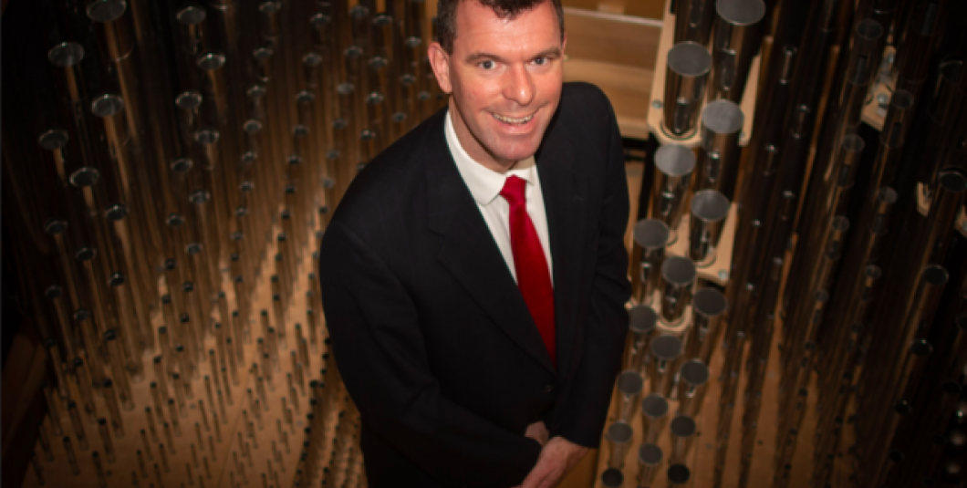 Williamsburg Presbyterian Church Organist Norman Elton