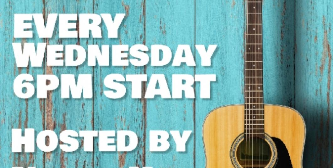 Open Mic Night at Brass Cannon Brewing Co