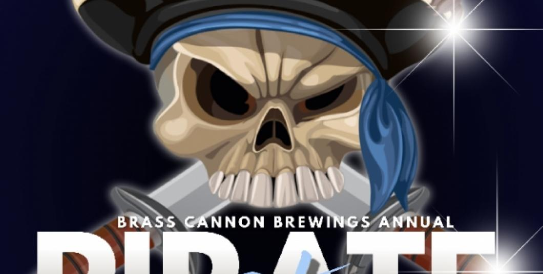Brass Cannon Brewing Co.'s Annual Pirate Party