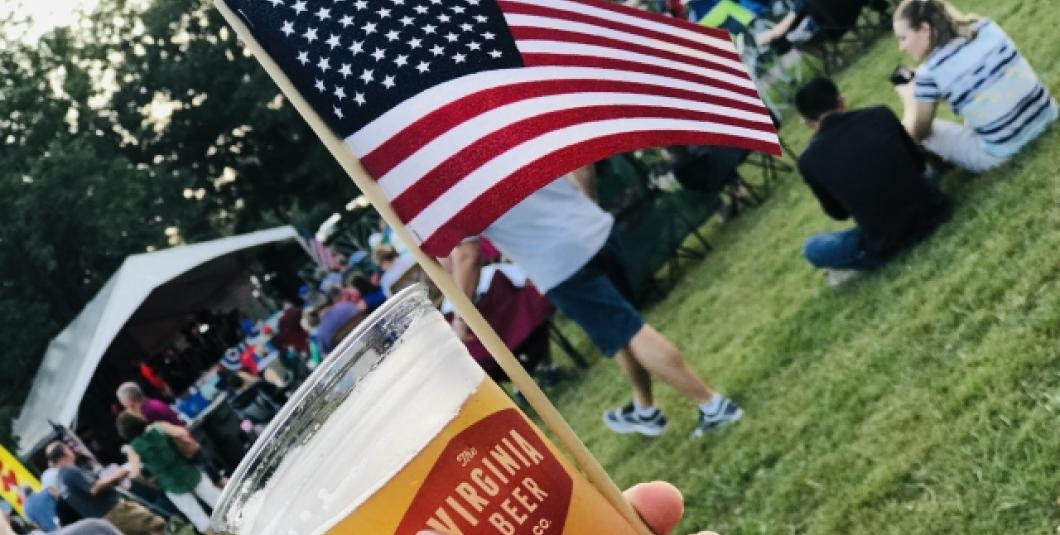 Beers & Cheers and Stars & Stripes