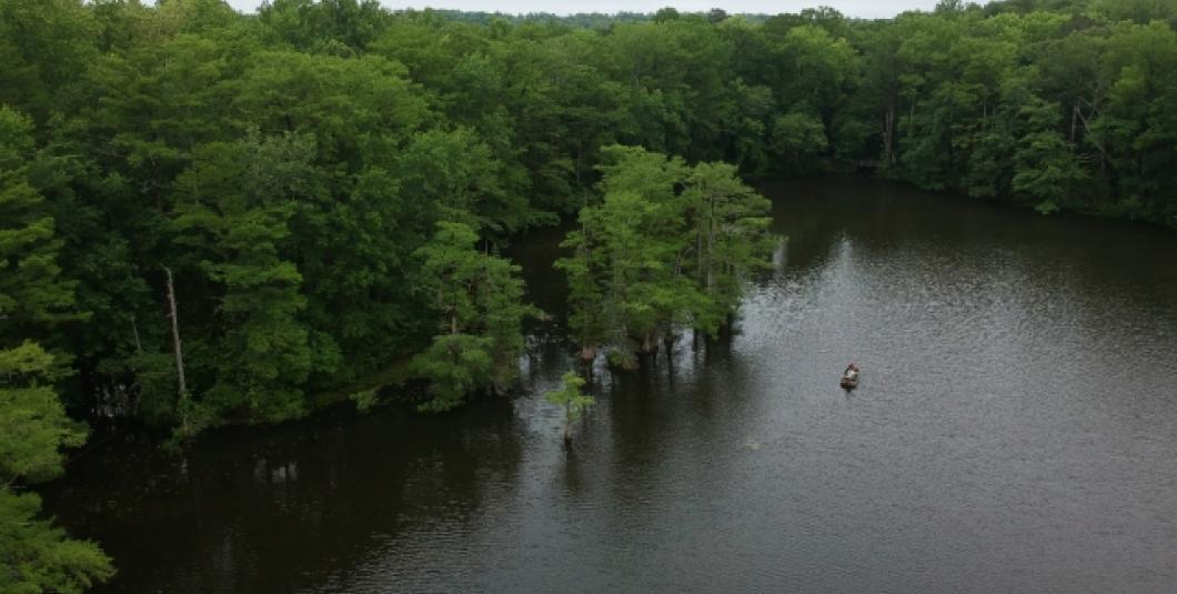 Historic Jolly's Mill Pond