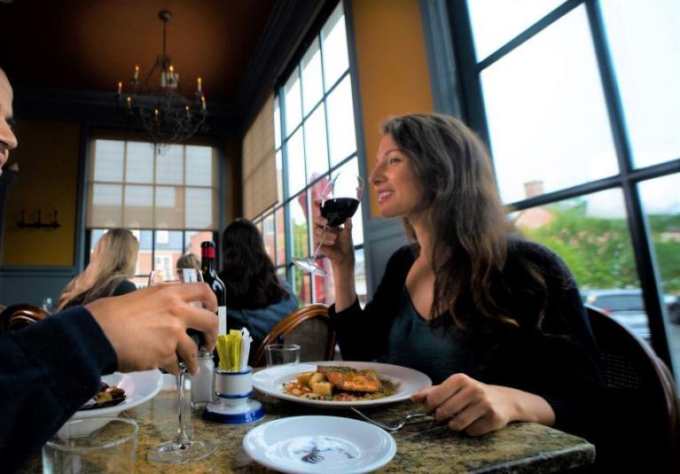 Places To Eat In Williamsburg Va