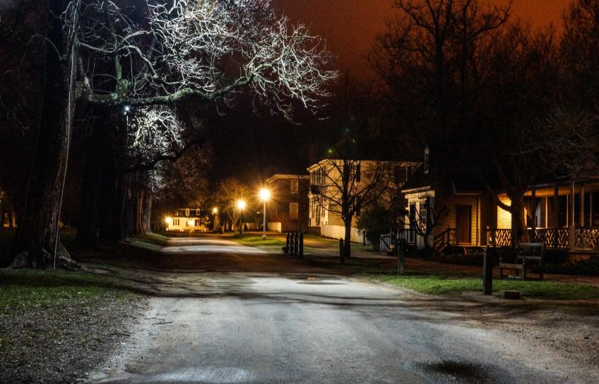Haunted Williamsburg Streets