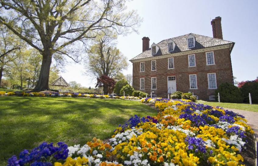 The Mannor House is a beautiful and historic lodging option