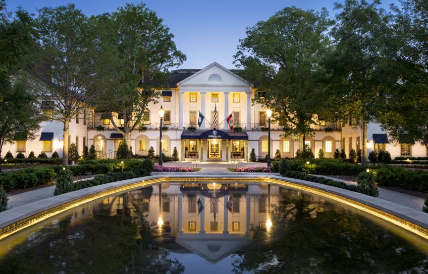 Colonial Williamsburg - The Williamsburg Inn