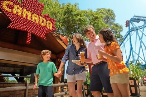 Canada | Busch Gardens Food & Wine Festival