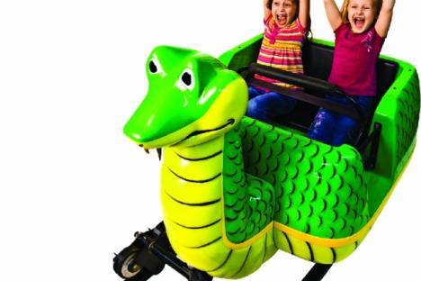 Python Kiddie Coaster