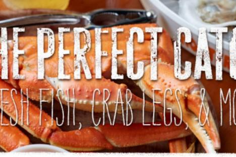 Find your perfect catch at Hooters! We offer a wide variety of seafood, from ready to peel Steamed Shrimp to perfectly blackened Mahi Sandwiches. Or get your claws on some crackin' good Snow Crab Legs. Whatever satisfies your seafood sweet spot, set your cast and reel in a Hooters meal.