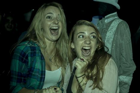 Circo Sinistro haunted house at Busch Gardens Howl-O-Scream