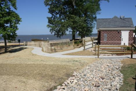 Jamestown Beach Event Park