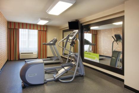 LaQuinta Inn & Suites Historic Area Fitness Room