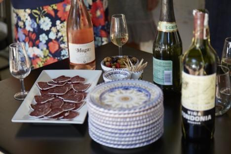 Wine and Charcuteria