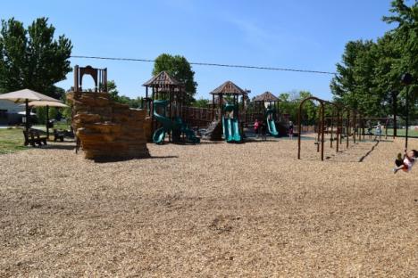 Kidsburg at Mid County Park