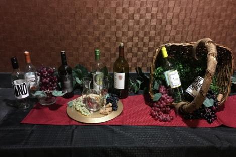 ... Wine Too!