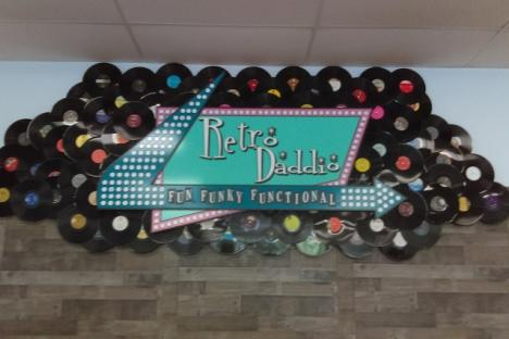 Stage Wall Sign!