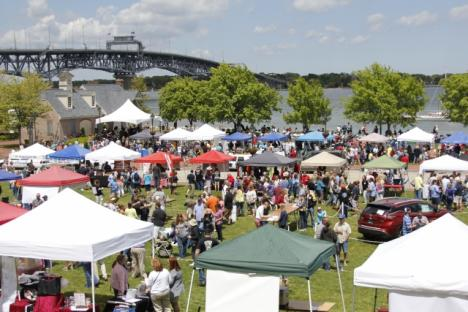 Riverwalk Landing hosts several special events all year.