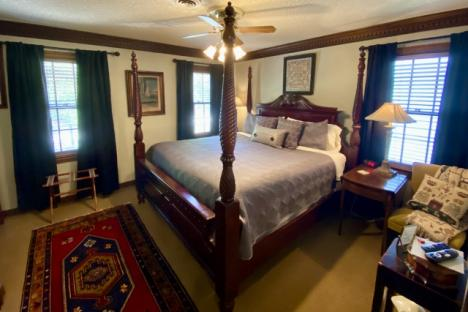 The Eliza Reynolds Chamber Room