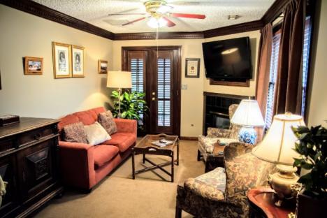 King William Suite Sitting Room