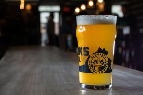 16 taps offer an unrivaled draft selection