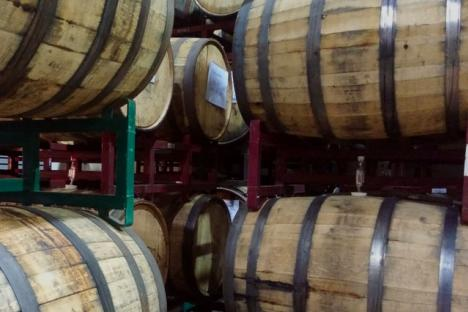 Many of our selections are barrel-aged to create complex flavors