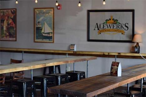 Come enjoy our cozy taproom!