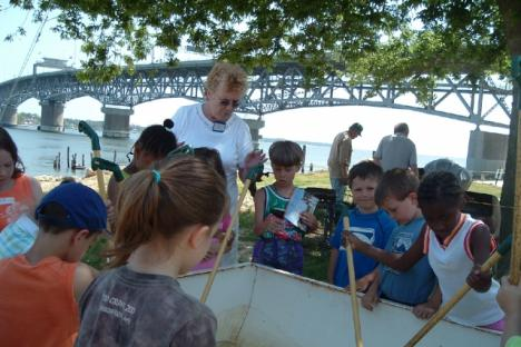 Watermen's Museum offers several summer camps for kids of all ages!