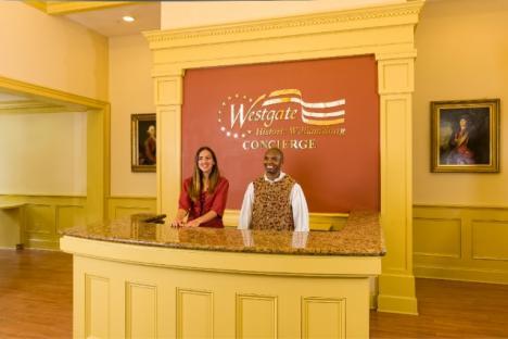 Front Desk Westgate