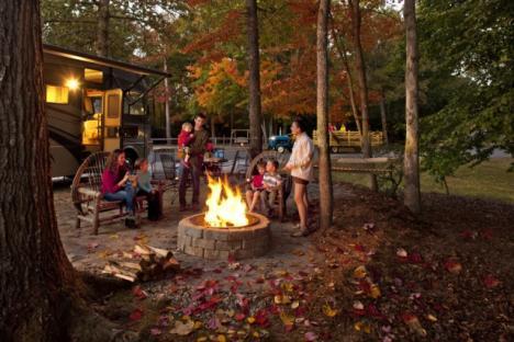 Family Campfires