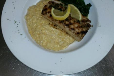 Grilled Tuna Dinner Special! New Specials running every night!