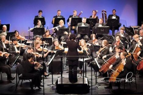 The Williamsburg Symphonia Masterworks concert at the Kimball Theatre
