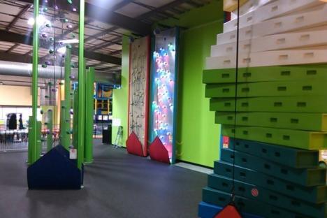 Wisc Zone Rock Climbing Amp Arcades In Williamsburg Va