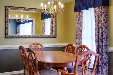 Williamsburg, VA - Wyndham Kingsgate, Two-Bedroom Dining Area