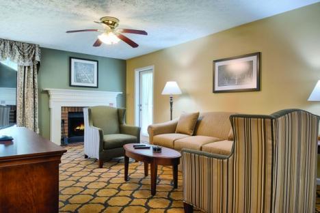 Williamsburg, VA - Wyndham Patriots' Place, Living Area