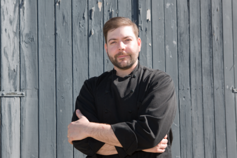 Introducing Cafe Provencal's New Executive Chef Ian Robbins