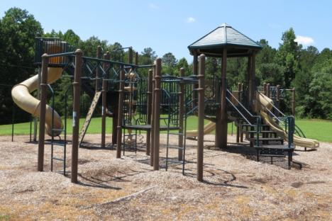 Playground at Upper County Park