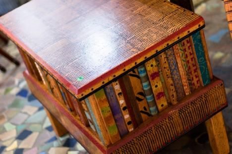 Handcrafted Trunk by David Marsh Furniture