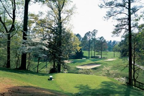 Spotswood course of the Golden Horseshoe Golf Club at Colonial Williamsburg