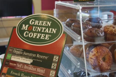 Green Mountain Coffee Cafe