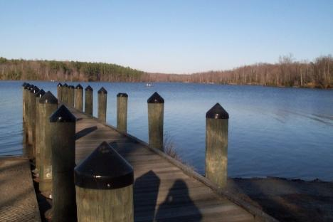 Diascund Reservoir Park