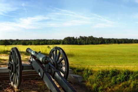 Yorktown Battlefield photo by Alexander's Photography