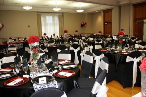 A wedding at Legacy Hall