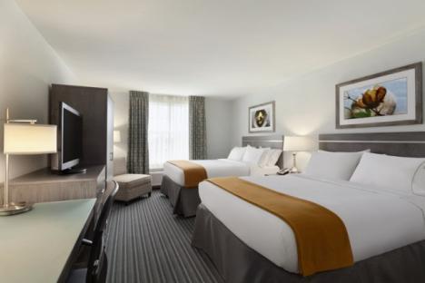 Williamsburg's Newest Award Winning Hotel!