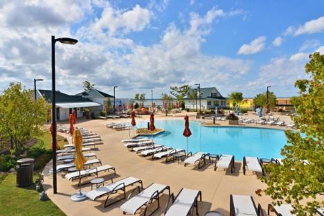 River Pool at Kingsmill Resort