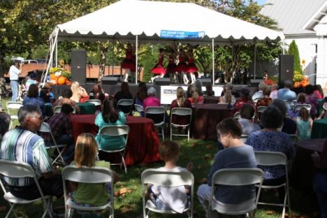 Musical performances throughout the weekend at An Occasion for the Arts!