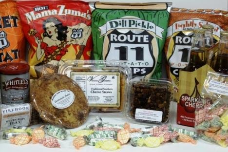 All Natural Snack Foods