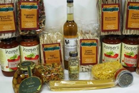 Freshly handmade traditional & gluten free pastas and sauces